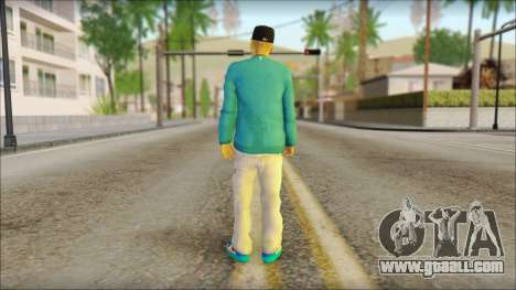 Superstar for GTA San Andreas second screenshot
