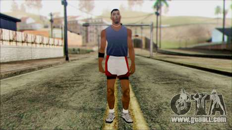 Wmyjg from Beta Version for GTA San Andreas