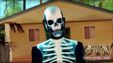 Kick Ass 2 Dave v3 for GTA San Andreas third screenshot