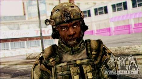 Fighter (PLA) v6 for GTA San Andreas third screenshot