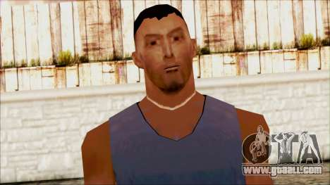 Wmyjg from Beta Version for GTA San Andreas third screenshot