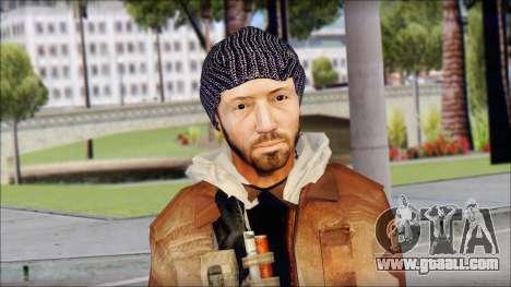 Division Skin for GTA San Andreas third screenshot