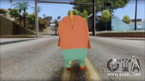 Boranfish from Sponge Bob for GTA San Andreas second screenshot