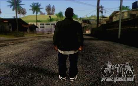 N.W.A Skin 3 for GTA San Andreas second screenshot