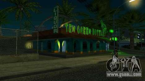 New bar in Ganton for GTA San Andreas forth screenshot