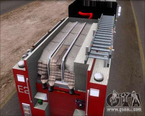 Pierce Arrow XT TFD Engine 2 for GTA San Andreas inner view