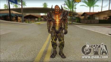 Dark Kahn from MK vs DC for GTA San Andreas