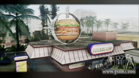Graphic Unity V2 for GTA San Andreas eighth screenshot