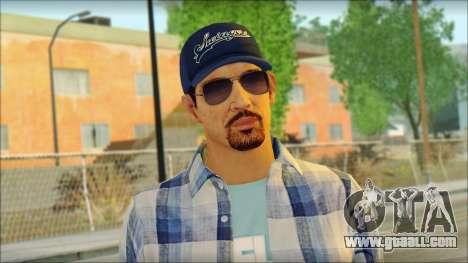 GTA 5 Jimmy Boston for GTA San Andreas third screenshot