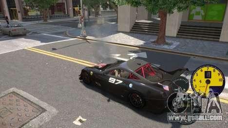 Sensors Machine for GTA 4 second screenshot