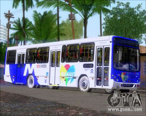 Marcopolo Torino 2007 Volksbus 17-230 EOD for GTA San Andreas wheels