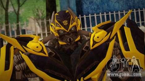 Bumblebee v2 for GTA San Andreas third screenshot