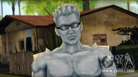 Iceman Comix for GTA San Andreas third screenshot