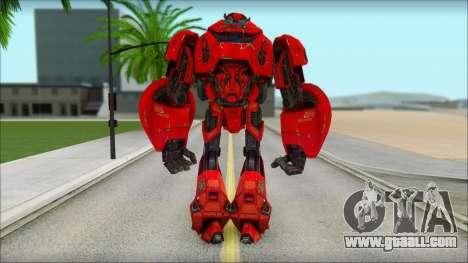 Cliffjumper for GTA San Andreas second screenshot