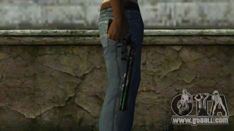 Colt Python from PointBlank v1 for GTA San Andreas third screenshot