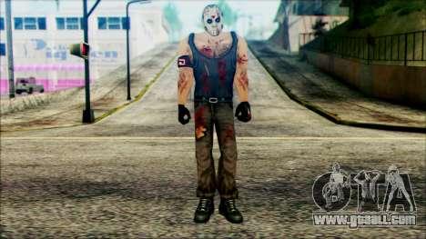Manhunt Ped 12 for GTA San Andreas