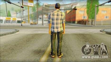 GTA 5 Jimmy Boston for GTA San Andreas second screenshot