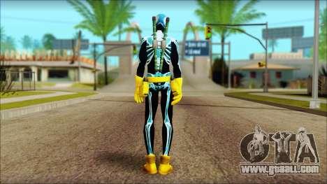 Kick Ass 2 Dave v4 for GTA San Andreas second screenshot