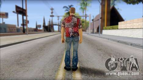 Biff from Back to the Future 1955 for GTA San Andreas second screenshot