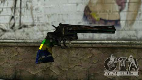 Colt Python from PointBlank v1 for GTA San Andreas second screenshot