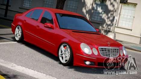 Mercedes-Benz E320 for GTA 4