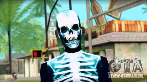 Kick Ass 2 Dave v4 for GTA San Andreas third screenshot
