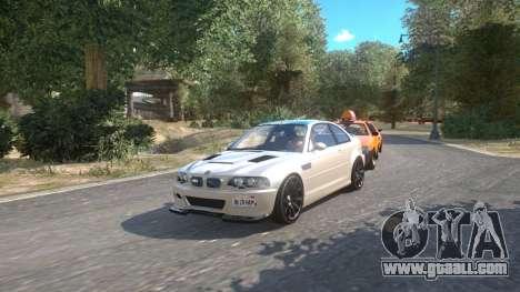 iCEnhancer 3.0 EFLC for GTA 4 third screenshot