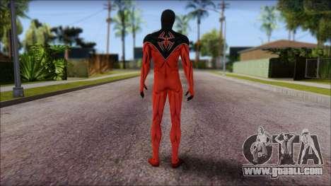 Scarlet 2012 Spider Man for GTA San Andreas second screenshot