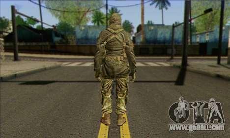 Task Force 141 (CoD: MW 2) Skin 12 for GTA San Andreas second screenshot