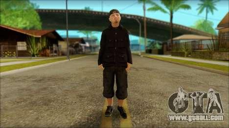 Fred Durst from Limp Bizkit v1 for GTA San Andreas