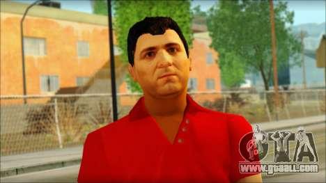 Michael from GTA 5v3 for GTA San Andreas third screenshot