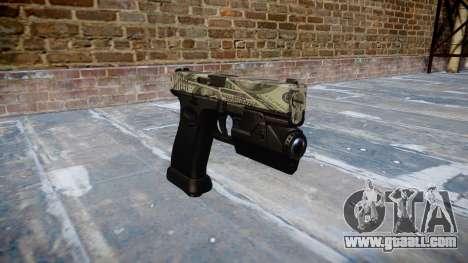 Pistol Glock 20 benjamins for GTA 4
