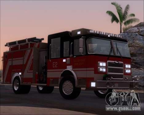 Pierce Arrow XT TFD Engine 2 for GTA San Andreas bottom view
