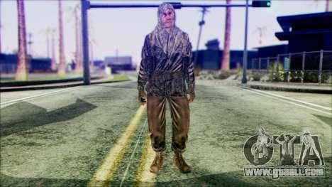 Ranger (CoD: MW2) v6 for GTA San Andreas