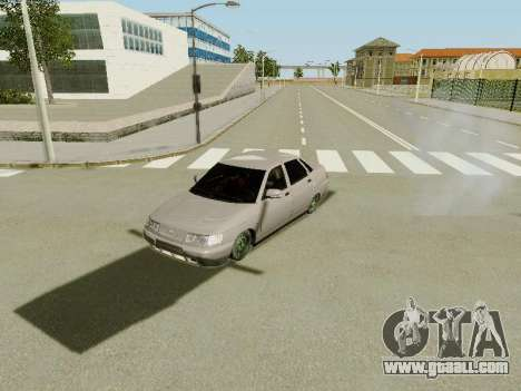 VAZ 2110 for GTA San Andreas side view