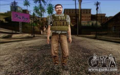 Dixon from ArmA II: PMC for GTA San Andreas