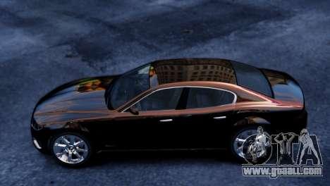 GTA 5 Lampadati Felon for GTA 4 back left view