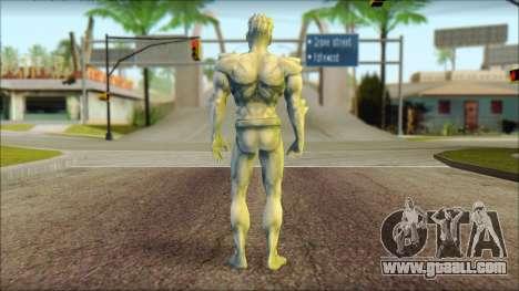 Iceman Comix for GTA San Andreas second screenshot