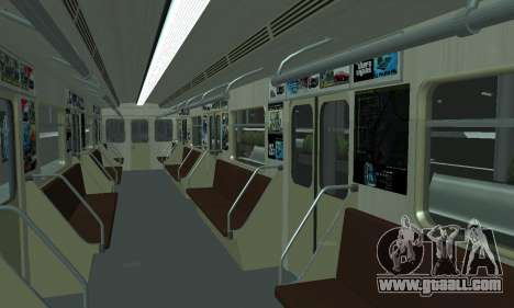A new metro station in San Fierro for GTA San Andreas eleventh screenshot