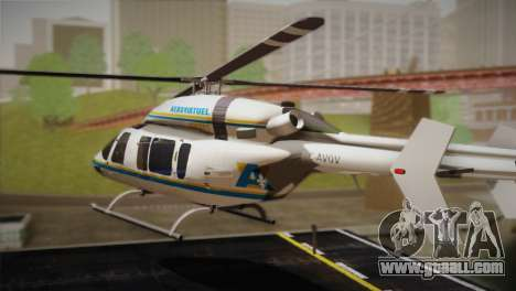 Bell 429 v1 for GTA San Andreas left view