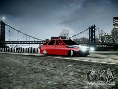 VAZ 2112 for GTA 4