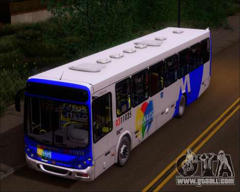 Marcopolo Torino 2007 Volksbus 17-230 EOD for GTA San Andreas back view
