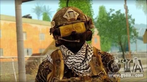 Fighter OGA (MoHW) v3 for GTA San Andreas third screenshot