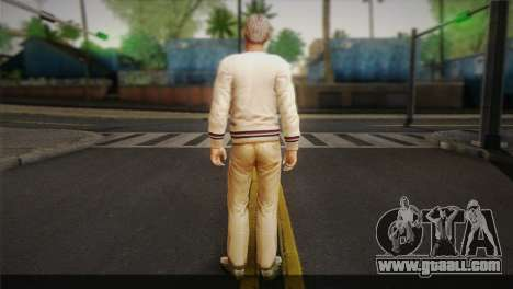 Frank Sunderland From Silent Hill: The Room for GTA San Andreas second screenshot