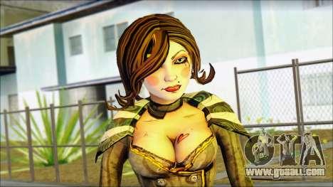Borderlands 2 Moxxi for GTA San Andreas third screenshot