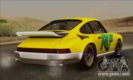 RUF CTR Yellowbird 1987 for GTA San Andreas engine