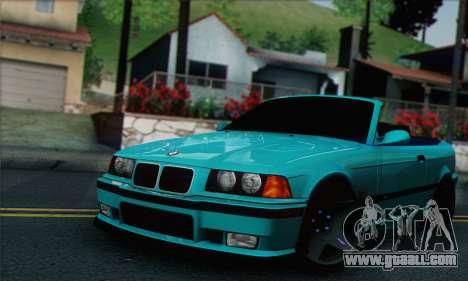 BMW 3-series Cabrio for GTA San Andreas