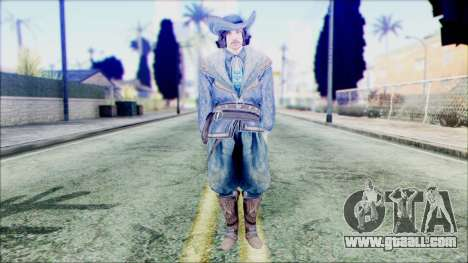 Nicolo Polo from Assassins Creed for GTA San Andreas