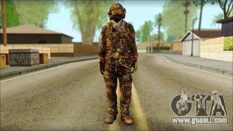 Fighter OGA (MoHW) v3 for GTA San Andreas