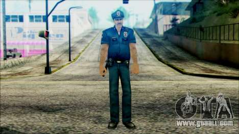 Manhunt Ped 2 for GTA San Andreas